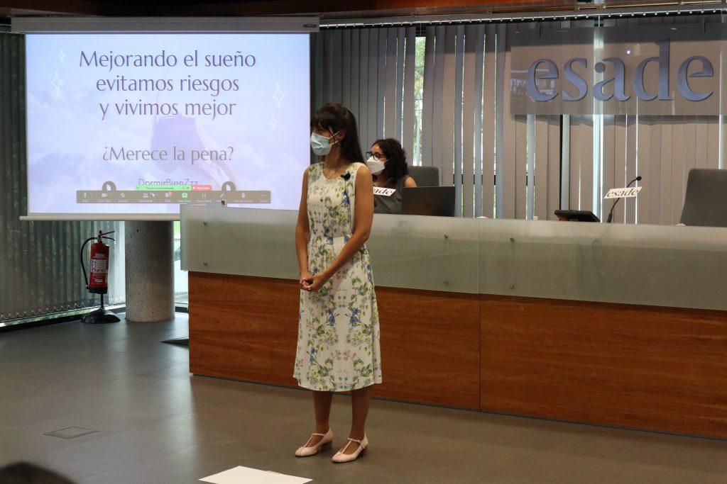 Presentación en ESADE